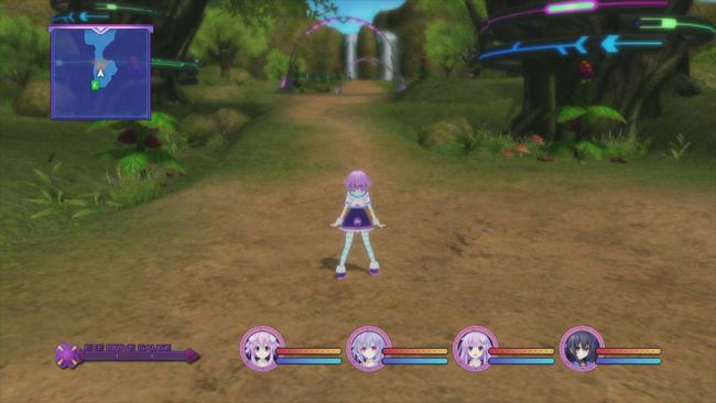 Hyperdimension Neptunia Victory - Screenshots - Bild 31