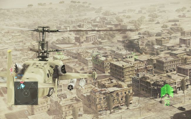 Ace Combat: Assault Horizon - Enhanced Edition - Screenshots - Bild 3