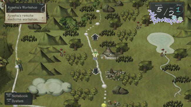Atelier Ayesha: The Alchemist of Dusk - Screenshots - Bild 7