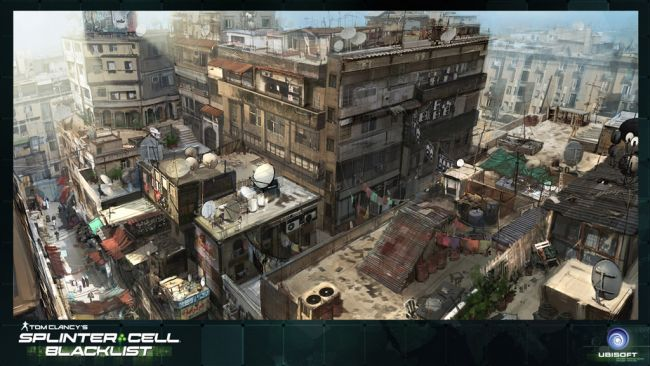 Tom Clancy's Splinter Cell: Blacklist - Artworks - Bild 3
