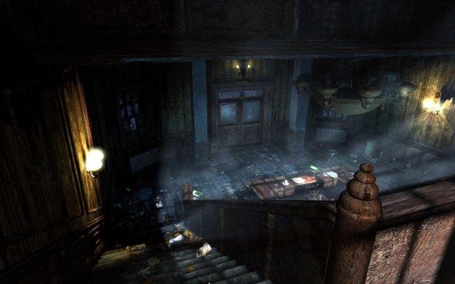 Asylum - Screenshots - Bild 1