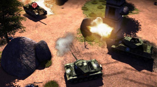 History: Legends of War - Screenshots - Bild 3