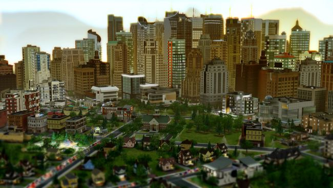 SimCity - Screenshots - Bild 1