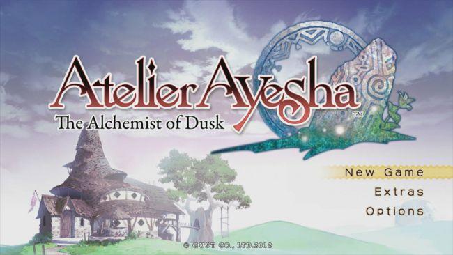 Atelier Ayesha: The Alchemist of Dusk - Screenshots - Bild 1