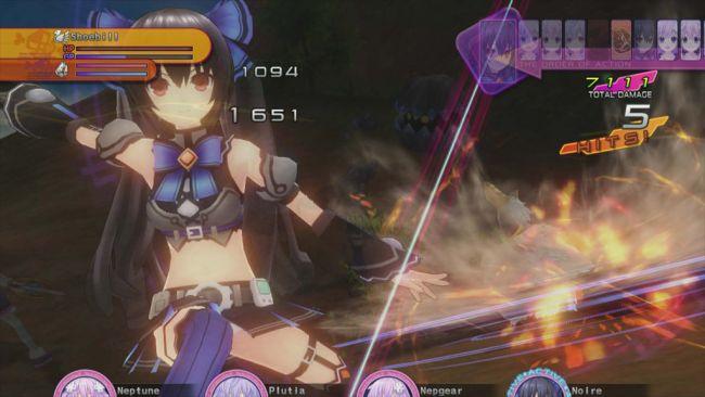 Hyperdimension Neptunia Victory - Screenshots - Bild 60