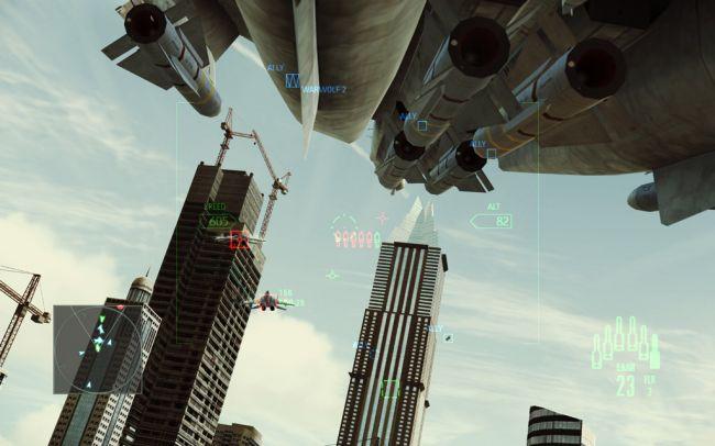 Ace Combat: Assault Horizon - Enhanced Edition - Screenshots - Bild 11