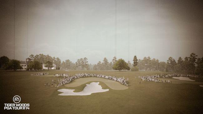 Tiger Woods PGA Tour 14: The Masters Historic Edition - Screenshots - Bild 10