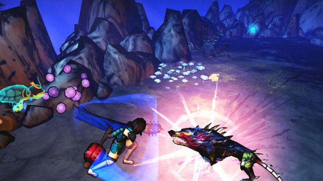 Akaneiro: Demon Hunters - Screenshots - Bild 20