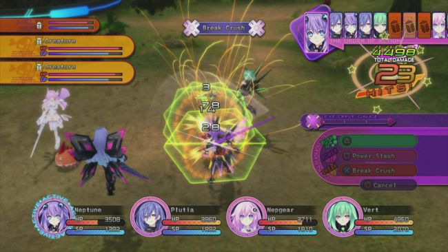 Hyperdimension Neptunia Victory - Screenshots - Bild 7
