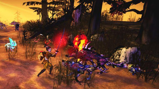 Akaneiro: Demon Hunters - Screenshots - Bild 22