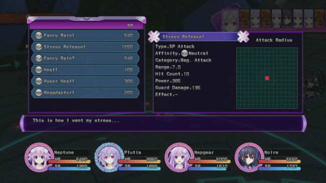 Hyperdimension Neptunia Victory - Screenshots - Bild 23