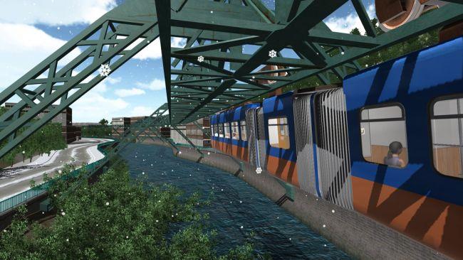 Schwebebahn-Simulator 2013 - Screenshots - Bild 12
