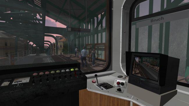 Schwebebahn-Simulator 2013 - Screenshots - Bild 3