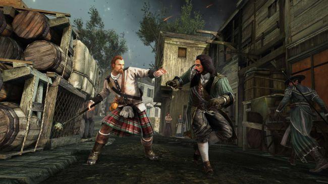 Assassin's Creed III DLC: Die Kampferprobten - Screenshots - Bild 6