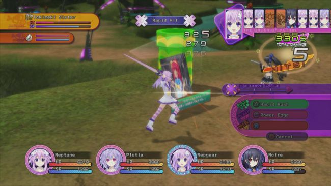 Hyperdimension Neptunia Victory - Screenshots - Bild 39