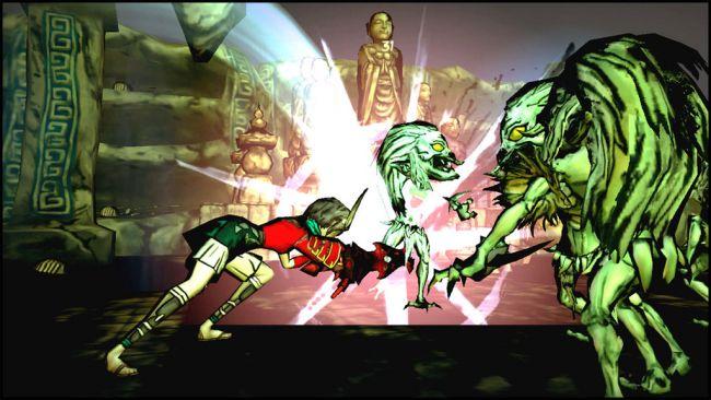 Akaneiro: Demon Hunters - Screenshots - Bild 14