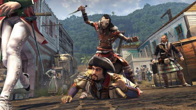 Assassin's Creed III DLC: Die Kampferprobten - Screenshots - Bild 1