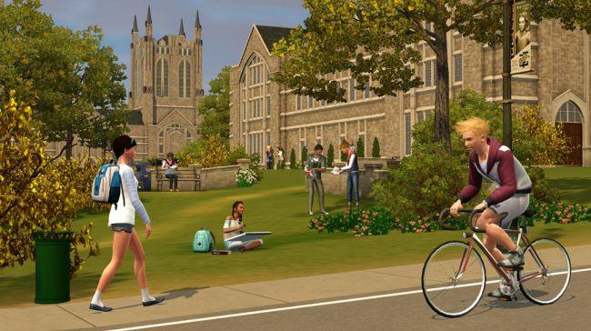 Die Sims 3: Wildes Studentenleben - Screenshots - Bild 5