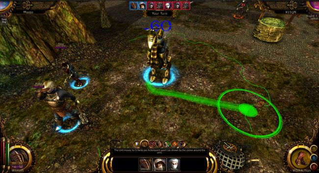 Iron Dawn - Screenshots - Bild 9