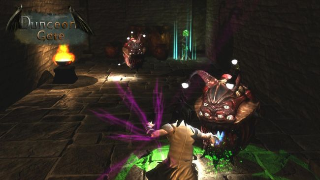 Dungeon Gate - Screenshots - Bild 1