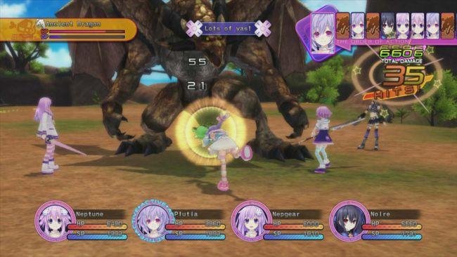 Hyperdimension Neptunia Victory - Screenshots - Bild 53