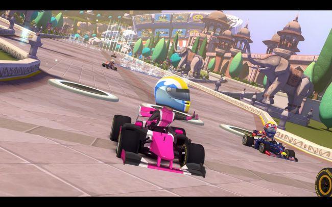 F1 Race Stars DLC - Screenshots - Bild 9