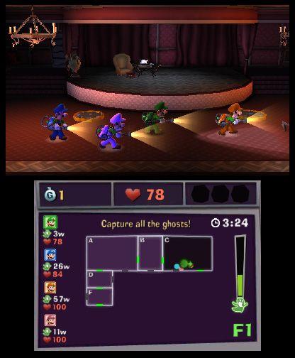 Luigi's Mansion: Dark Moon - Screenshots - Bild 3