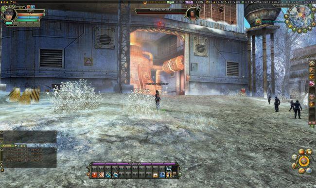 Gunblade Saga Rise of the Scorpion - Screenshots - Bild 6