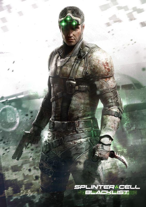 Tom Clancy's Splinter Cell: Blacklist - Artworks - Bild 6