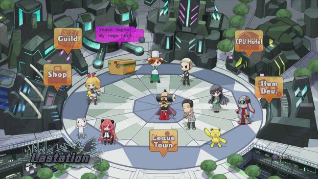 Hyperdimension Neptunia Victory - Screenshots - Bild 30