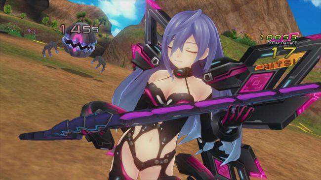 Hyperdimension Neptunia Victory - Screenshots - Bild 63