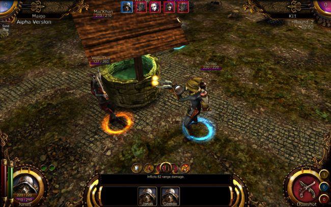 Iron Dawn - Screenshots - Bild 8