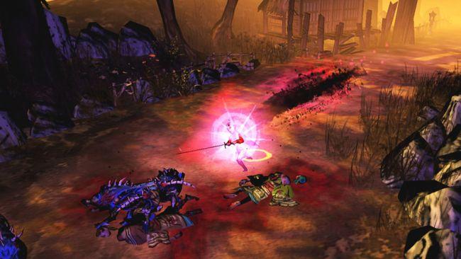 Akaneiro: Demon Hunters - Screenshots - Bild 23