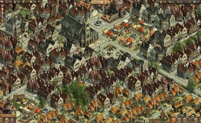 Anno Online - Screenshots - Bild 1