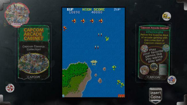 Capcom Arcade Cabinet - Screenshots - Bild 1