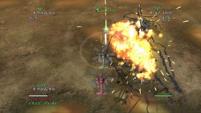 Under Defeat HD Deluxe Edition - Screenshots - Bild 1