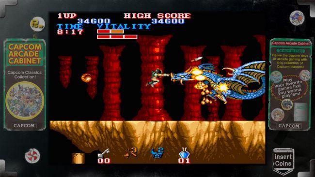 Capcom Arcade Cabinet - Screenshots - Bild 32