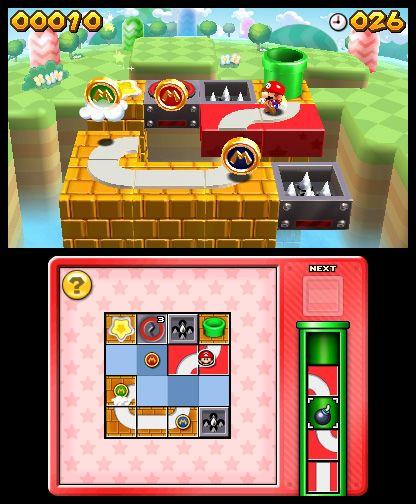 Mario and Donkey Kong: Minis on the Move - Screenshots - Bild 7