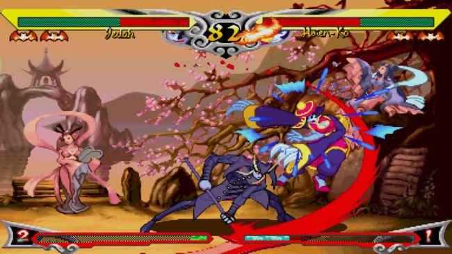 Darkstalkers: Resurrection - Screenshots - Bild 1