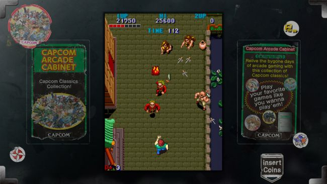 Capcom Arcade Cabinet - Screenshots - Bild 29