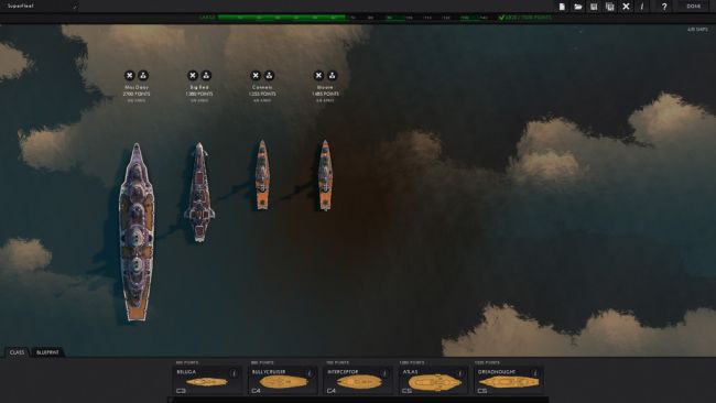 Leviathan Warships - Screenshots - Bild 1