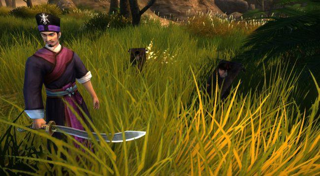 Age of Wulin: Legend of the Nine Scrolls - Screenshots - Bild 18