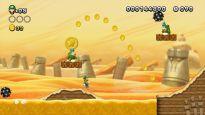 New Super Mario Bros. U DLC: New Super Luigi U - Screenshots - Bild 1