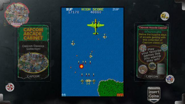 Capcom Arcade Cabinet - Screenshots - Bild 2