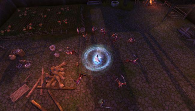 Age of Wulin: Legend of the Nine Scrolls - Screenshots - Bild 2