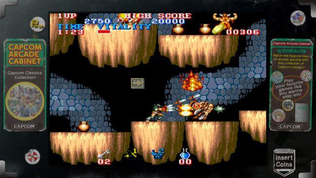 Capcom Arcade Cabinet - Screenshots - Bild 7