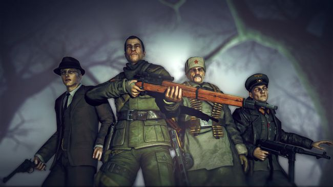 Sniper Elite: Nazi Zombie Army - Screenshots - Bild 8