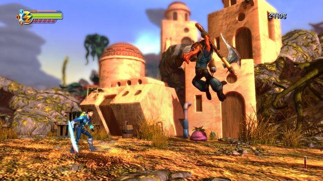 Zack Zero - Screenshots - Bild 20