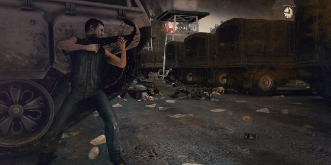 The Walking Dead: Survival Instinct - Screenshots - Bild 1