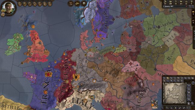 Crusader Kings II: The Old Gods - Screenshots - Bild 1